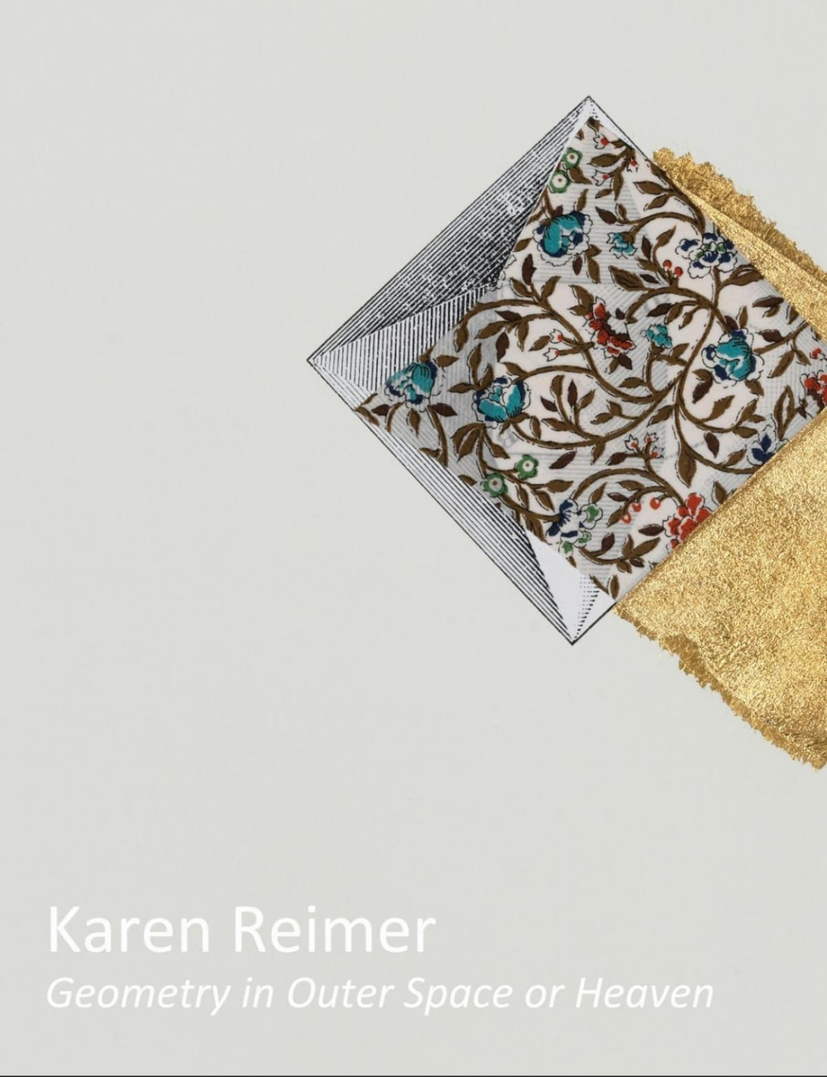 Karen Reimer: Geometry in Outer Space or Heaven