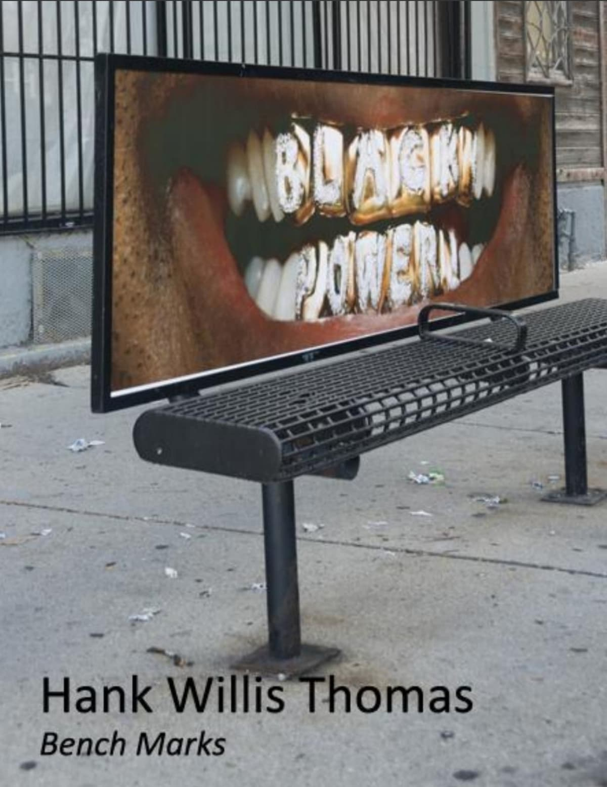 Hank Willis Thomas: Bench Marks