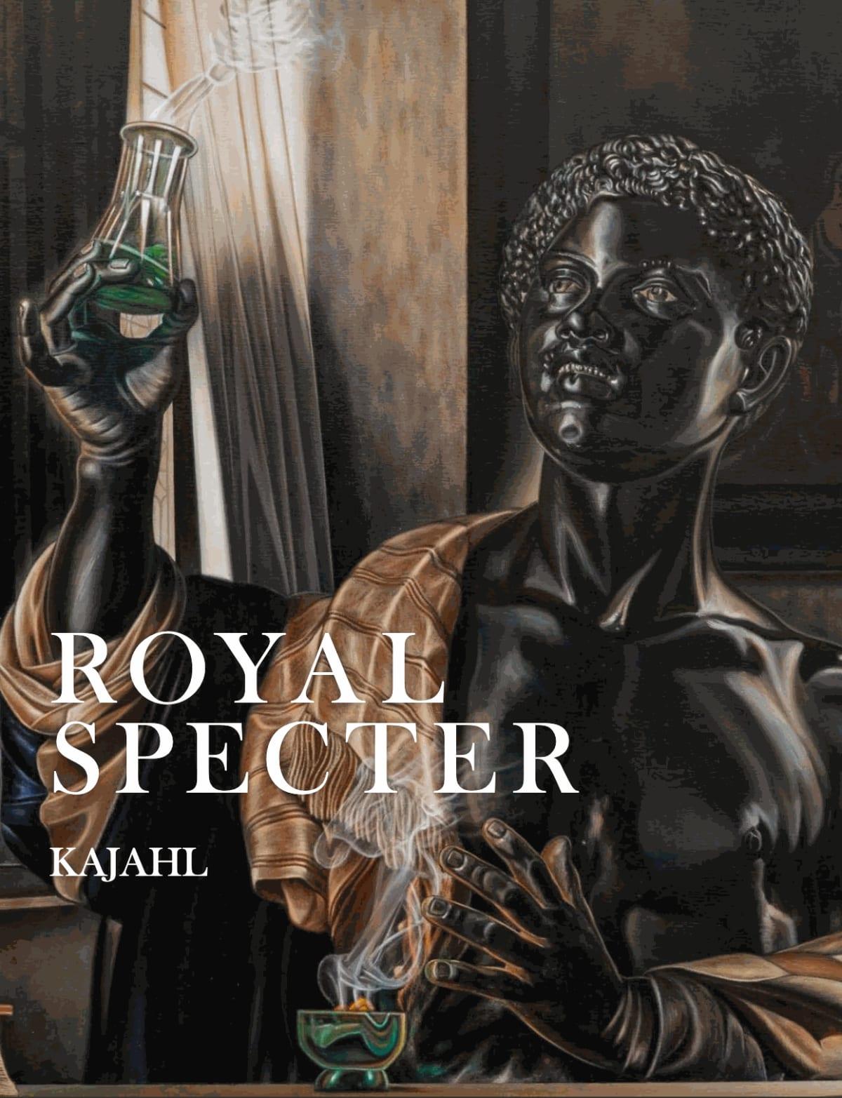 Kajahl: Royal Specter