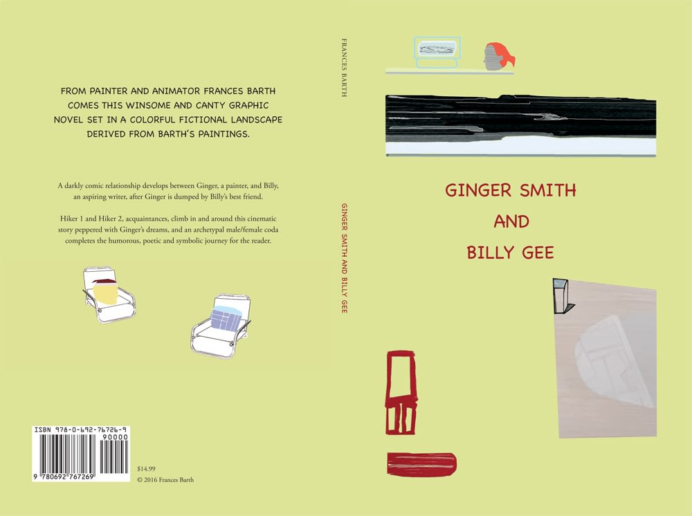 Ginger Smith and Billy Gee