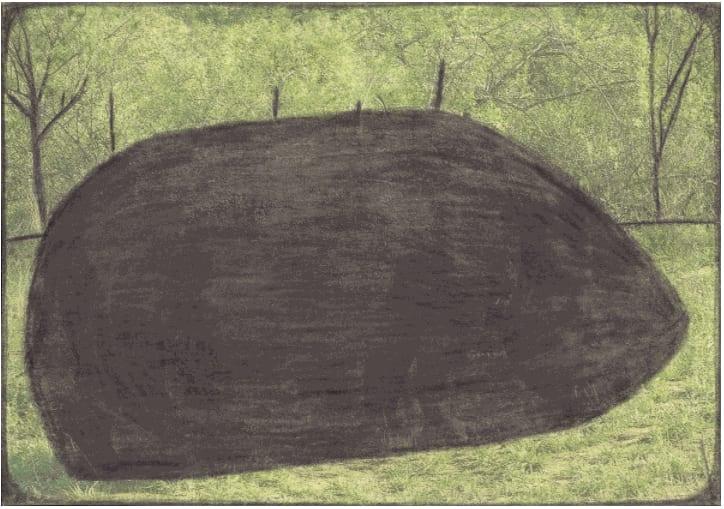 "Leopold Strobl, ""Untitled (2020-005)"", 2020"