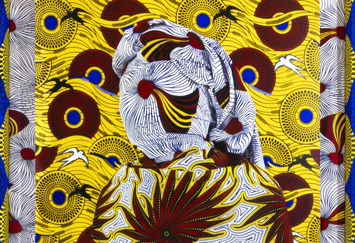 Cartographies of Pattern: The Work of Alia Ali, By Geoffrey C. Koslov