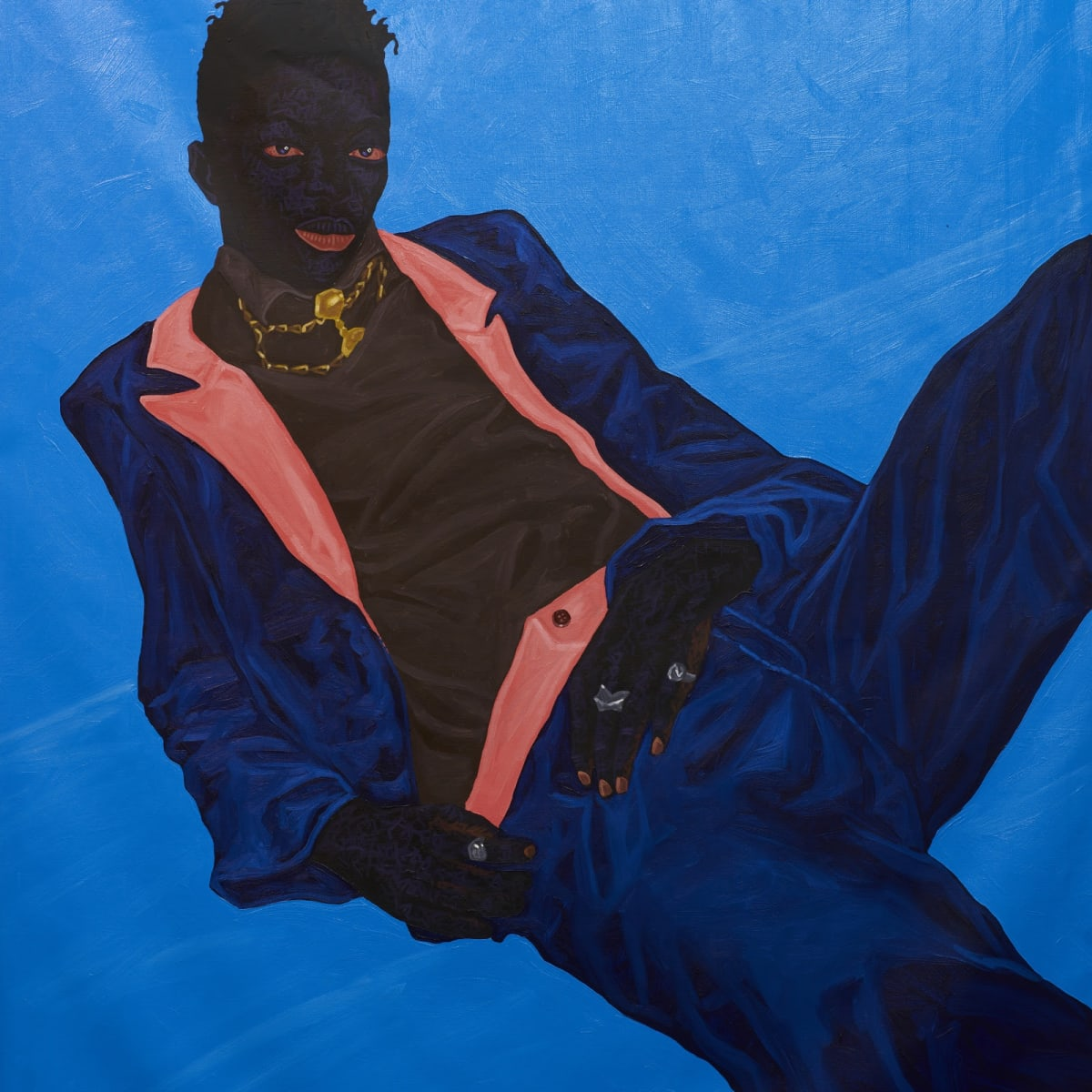 Kwesi Botchway, NYC Debut : The Armory Show