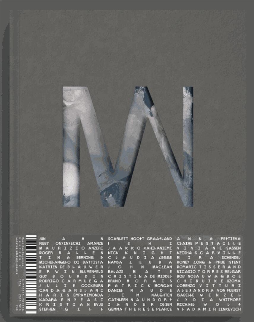 Moon Man Magazine