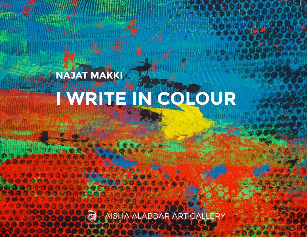 I Write in Colour