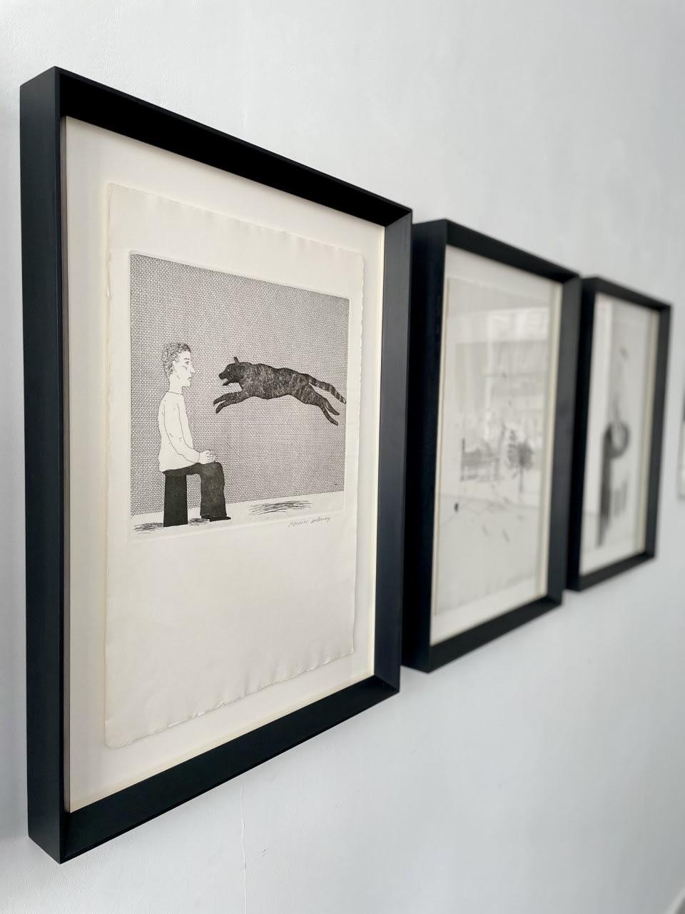 Prints & Fairy Tales: Austin / Desmond Fine Art & Julian Page, May 11-21