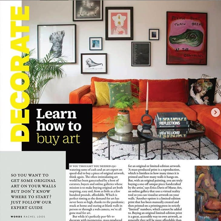 Learn how to buy art