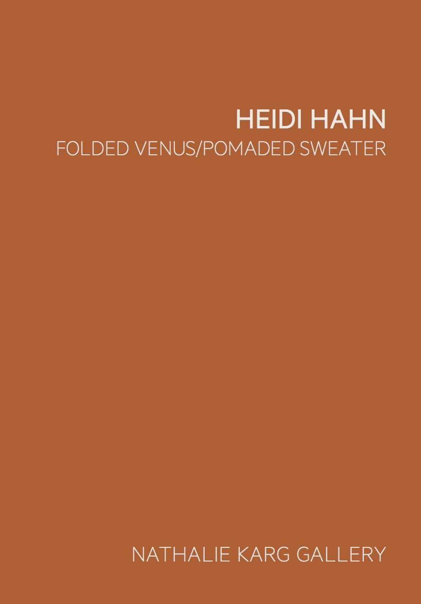 Folded Venus / Pomaded Sweater