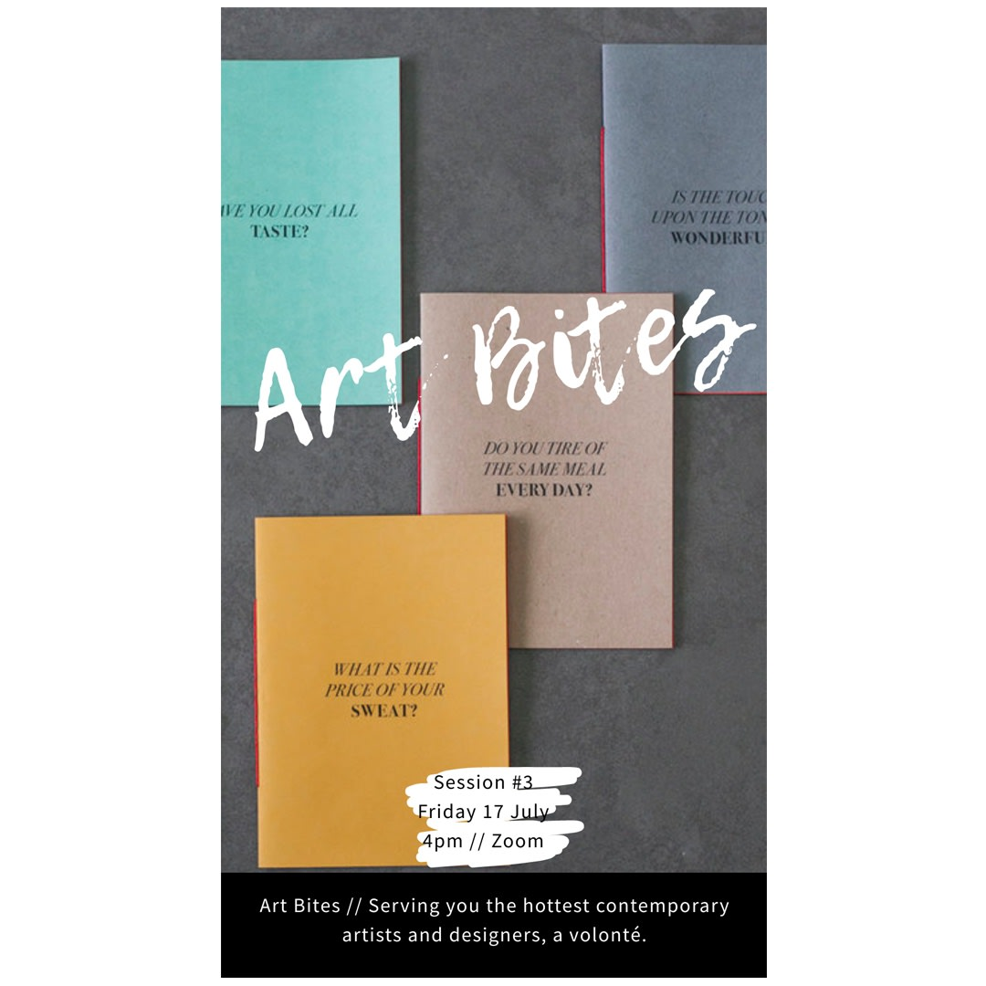 Art Bites #3| Hena Kapadia in conversation with Parag Tandel and Rajyashri Goody