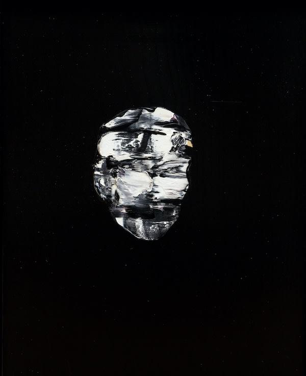 Lorenzo Puglisi Ritratto 271018, 2018 Oil on Panel 56 x 46 cm 22 x 18.1 in