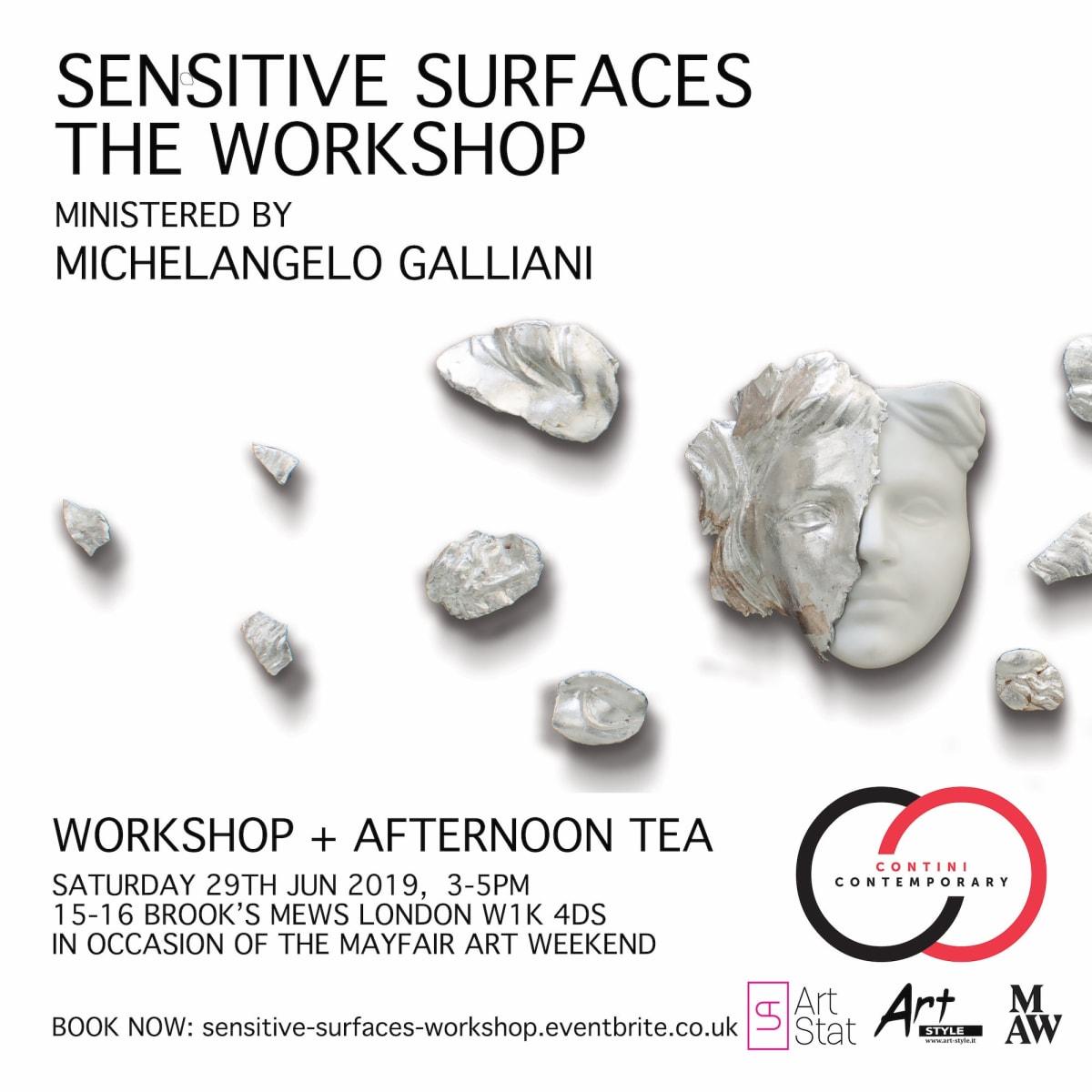 Sensitive Surfaces The Workshop 29 Jun 2019