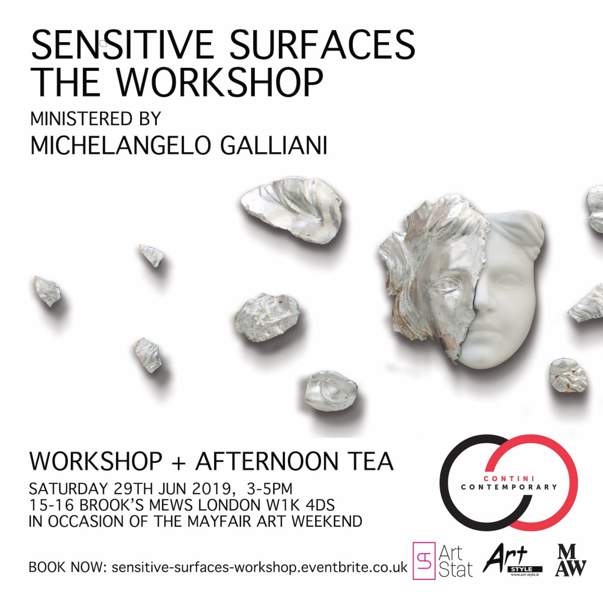 Sensitive Surfaces Workshop
