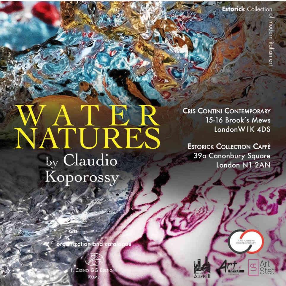 Water Natures, Claudio Koporossy