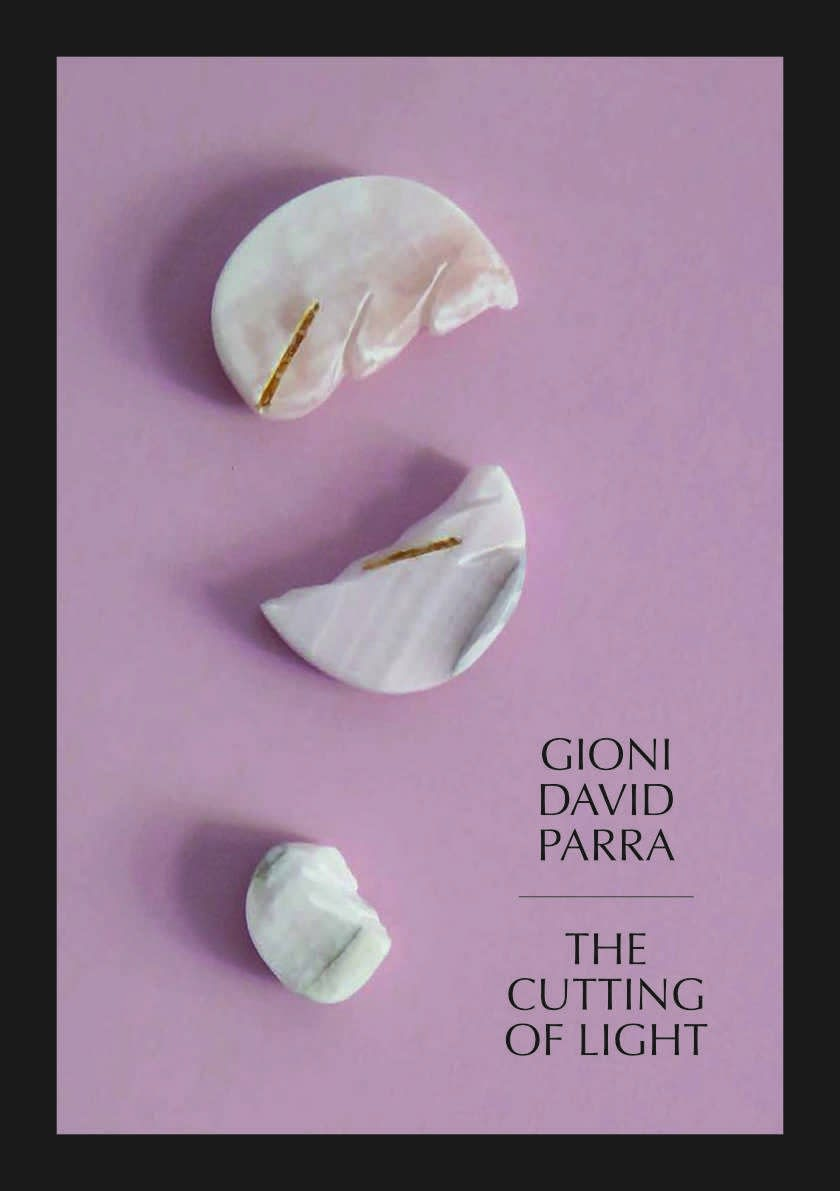 The cutting of light - Gioni David Parra