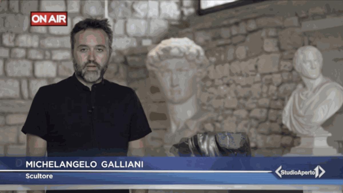 On Air   Studio Aperto   VERTIGO   Michelangelo Galliani