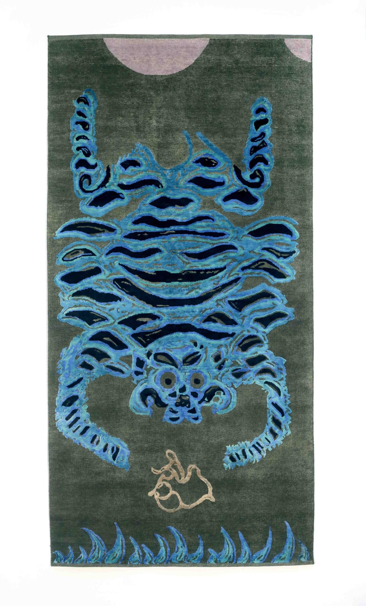 Gary Hume, Water Tiger, 2018-2019