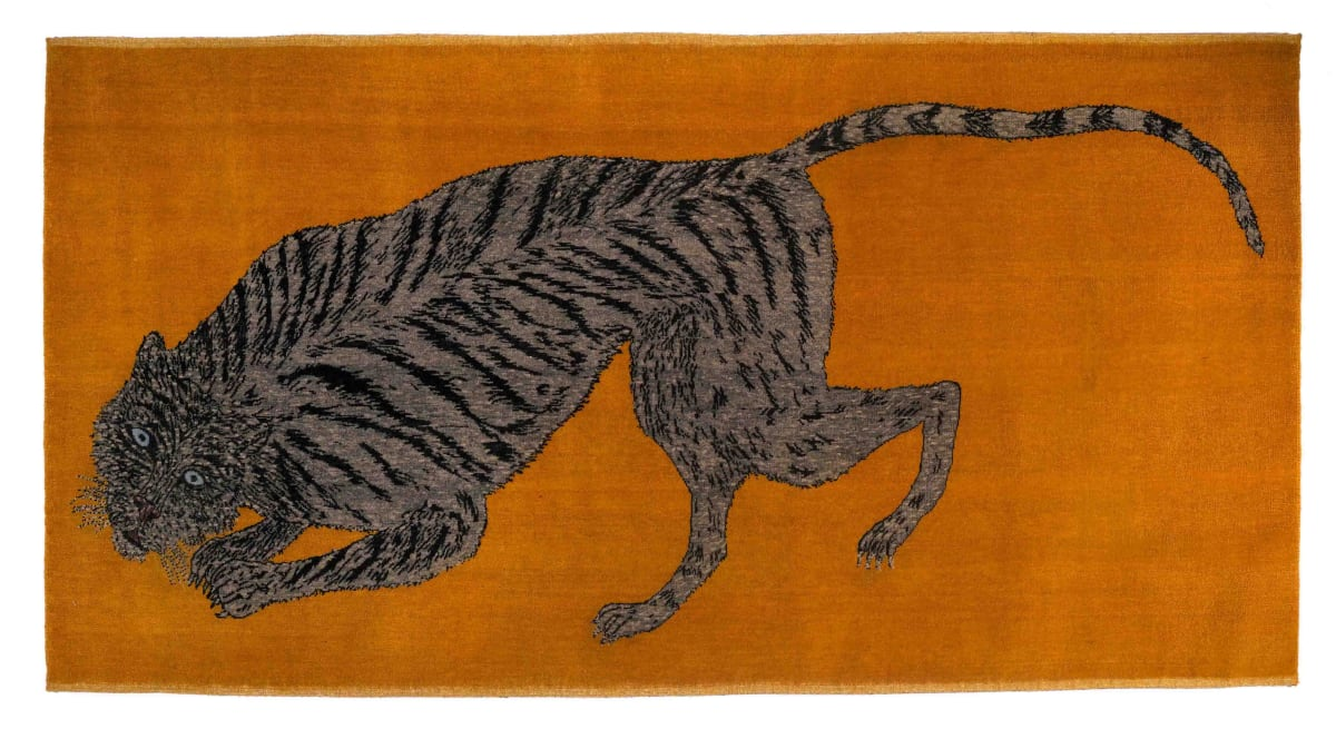 Kiki Smith, Pounce, 2018-2019