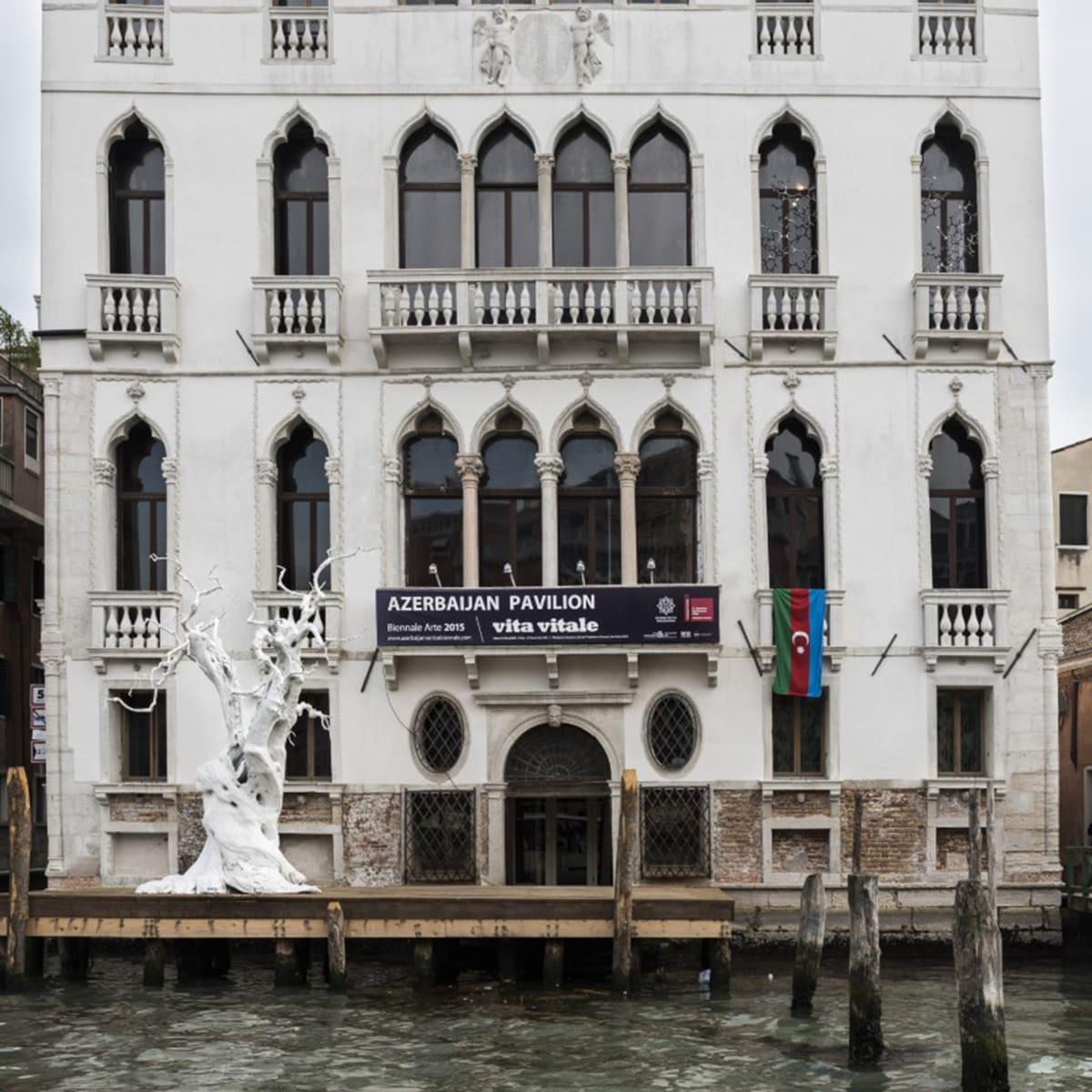 VITA VITALE (VITAL LIFE), 56th International Art Exhibition La Biennale di Venezia, Official Azerbaijan Pavilion, 2015