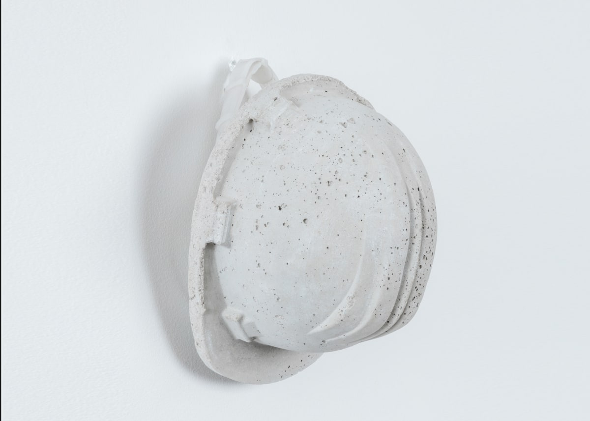 """Teresa Braula Reis, """"Helmet #3"""", 2017"""