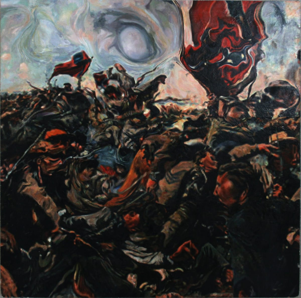 Cason Sherman S Peregrination 313 Ce Significant Unknown Battles Of Us History Corrections In Research Made Oil On Wood With 2009 2014