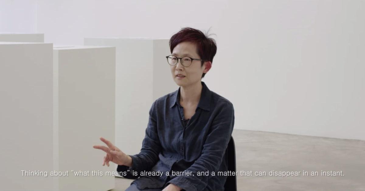 Chung Seoyoung—Knocking Air