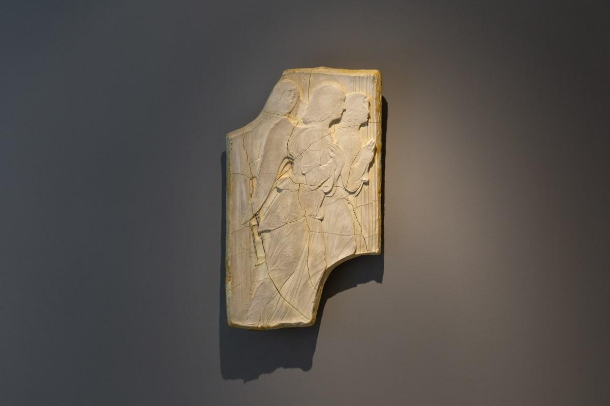 Meekyoung Shin Petrified Time: Angel, 2013 Soap 84 x 50 x 11 cm 33 1/8 x 19 3/4 x 4 3/8 in