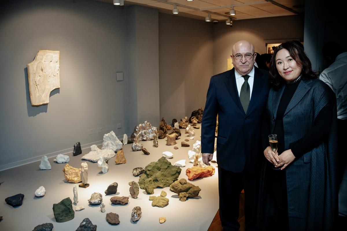 Fayez Barakat & Meekyoung Shin