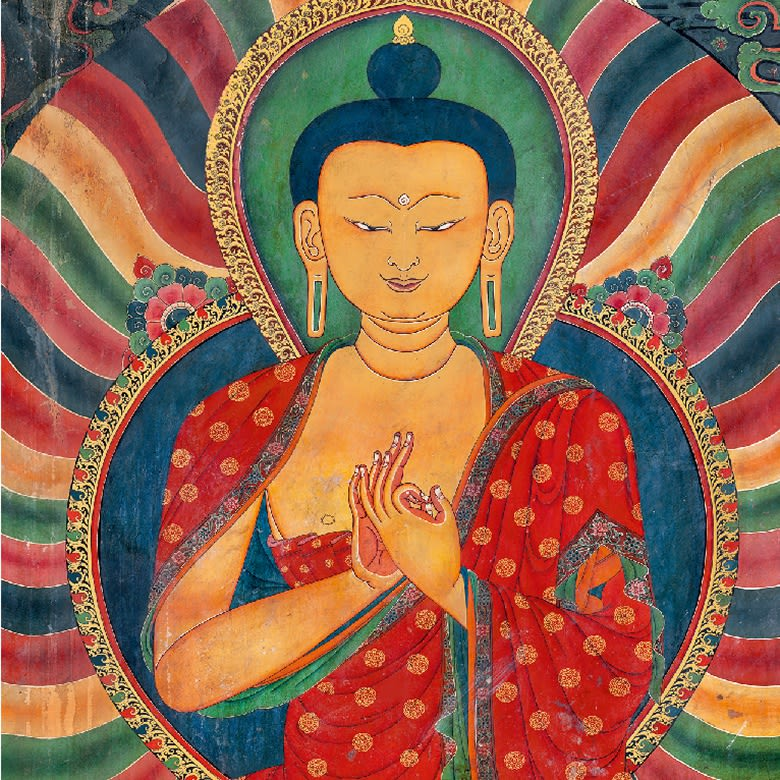 Murals of Tibet, Los Angeles