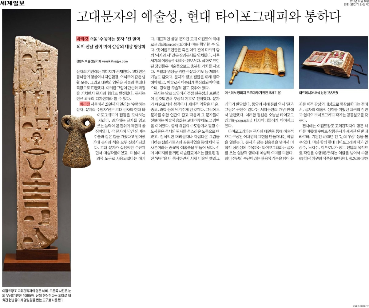 Feature - Segye Daily