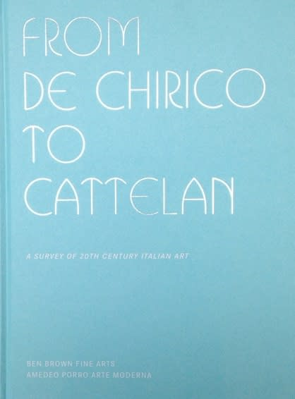 From de Chirico to Cattelan