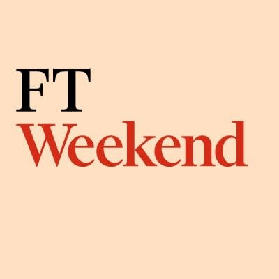 PRESS: FT Weekend Life & Arts