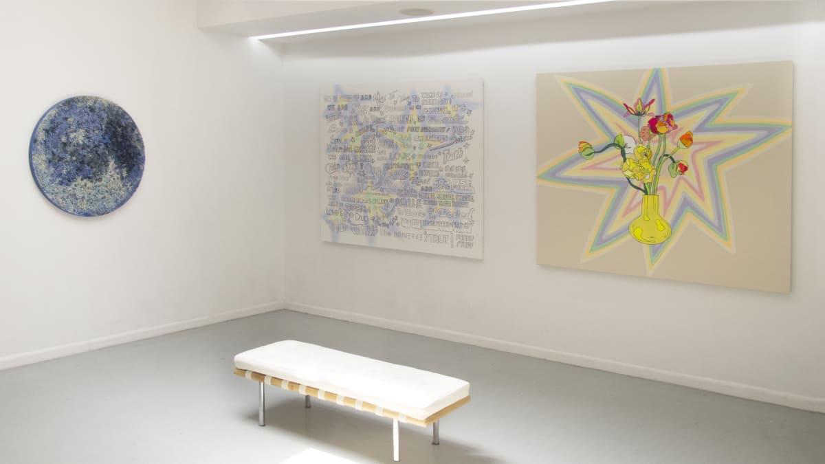 Spectral Materiality - Elyce Abrams, Jonny Detiger, & Seunghwui Koo