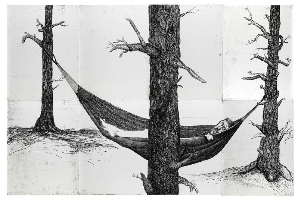 Daniel Heyman: Summer Fall Winter Spring