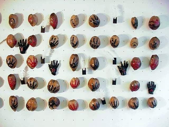 Carlos Betancourt 1998 Galeria Casa Colon 6 1 10 13 00110