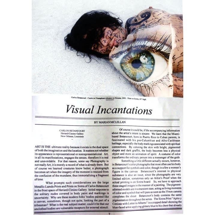 NOAR VIsual Incantations