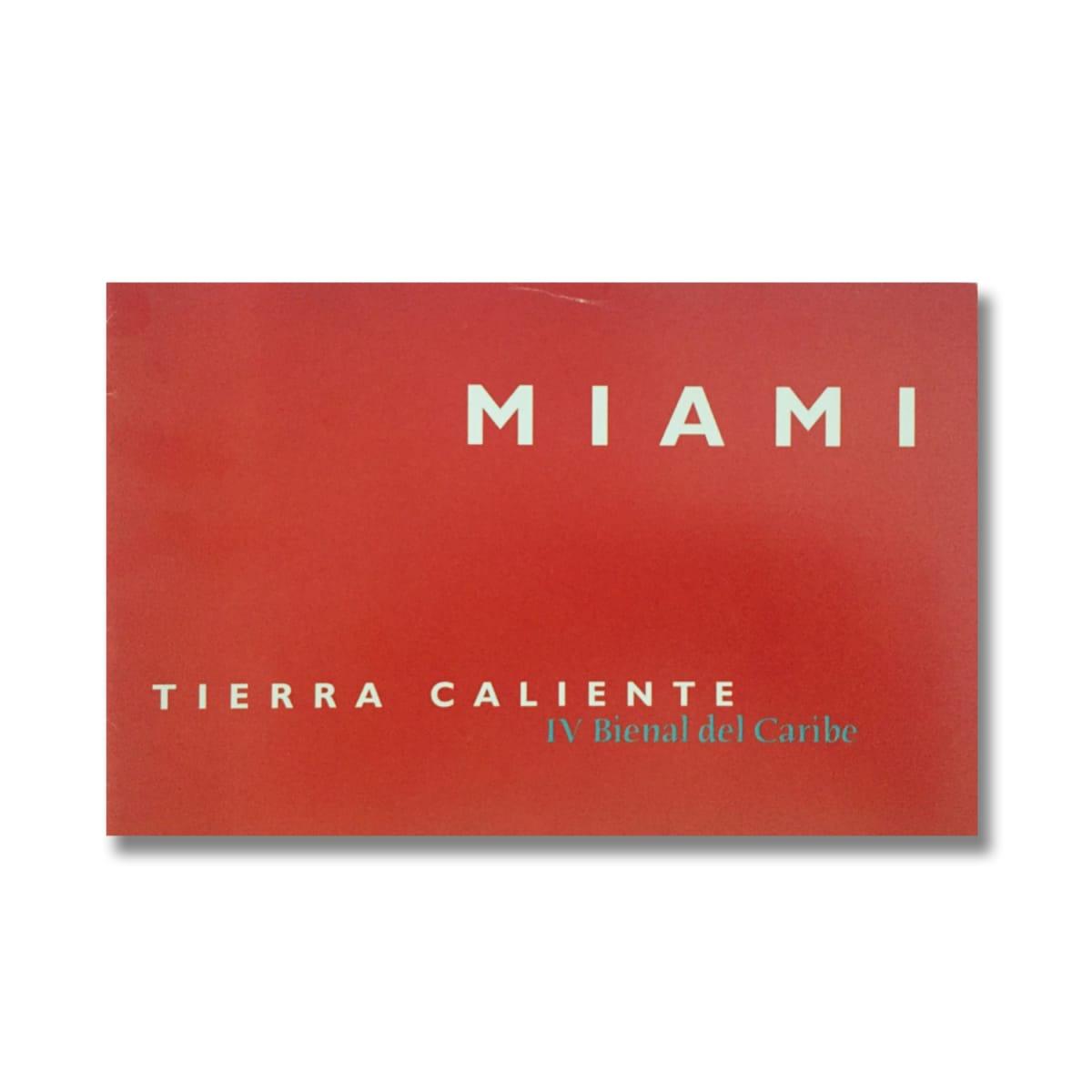 Miami Tierra Caliente, $15.00