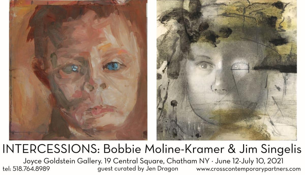 Intercessions: Bobbie Moline-Kramer & James Singelis