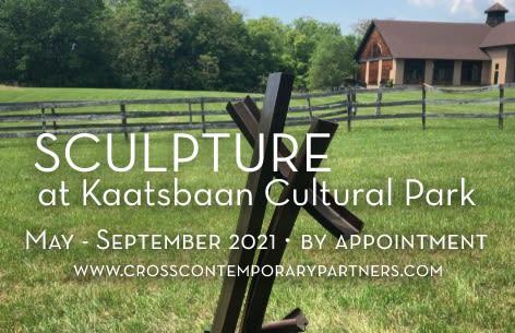 Kaatsbaan Sculpture Park Artists' Reception and Tour