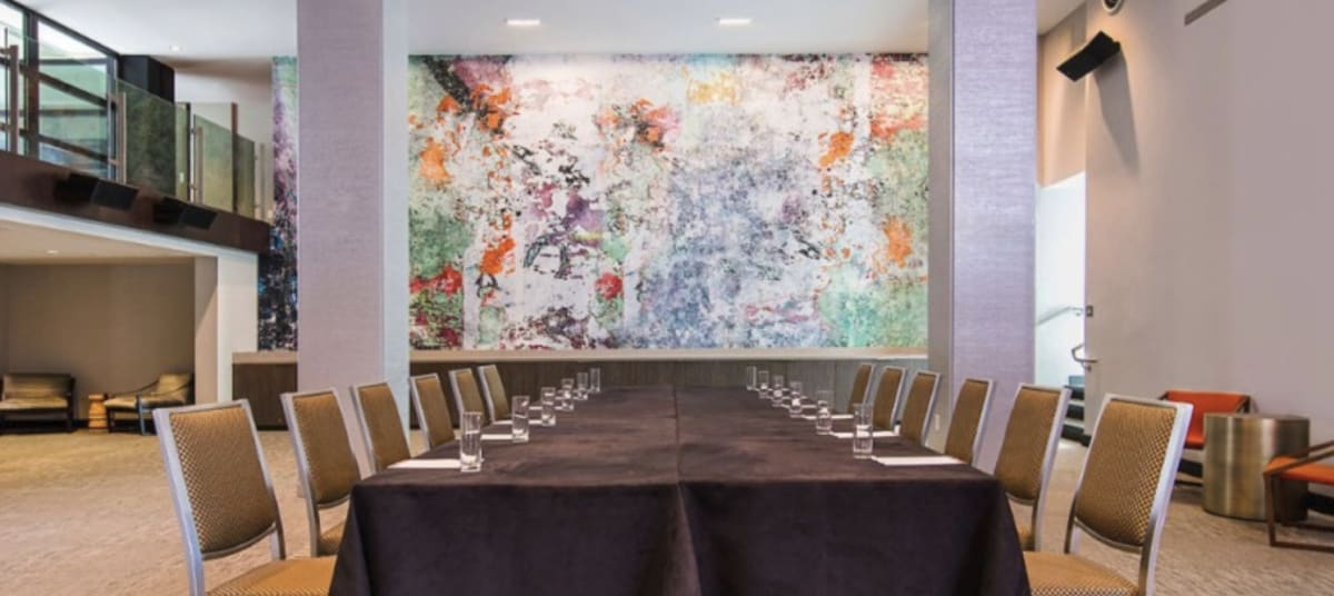 Andaz: 'A living canvas for local artists to showcase their work'