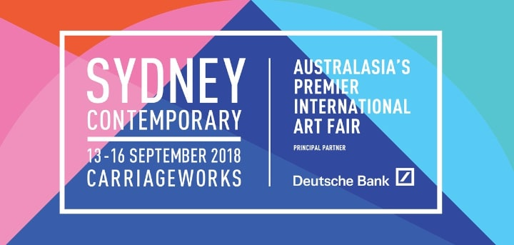 SYDNEY CONTEMPORARY 2018
