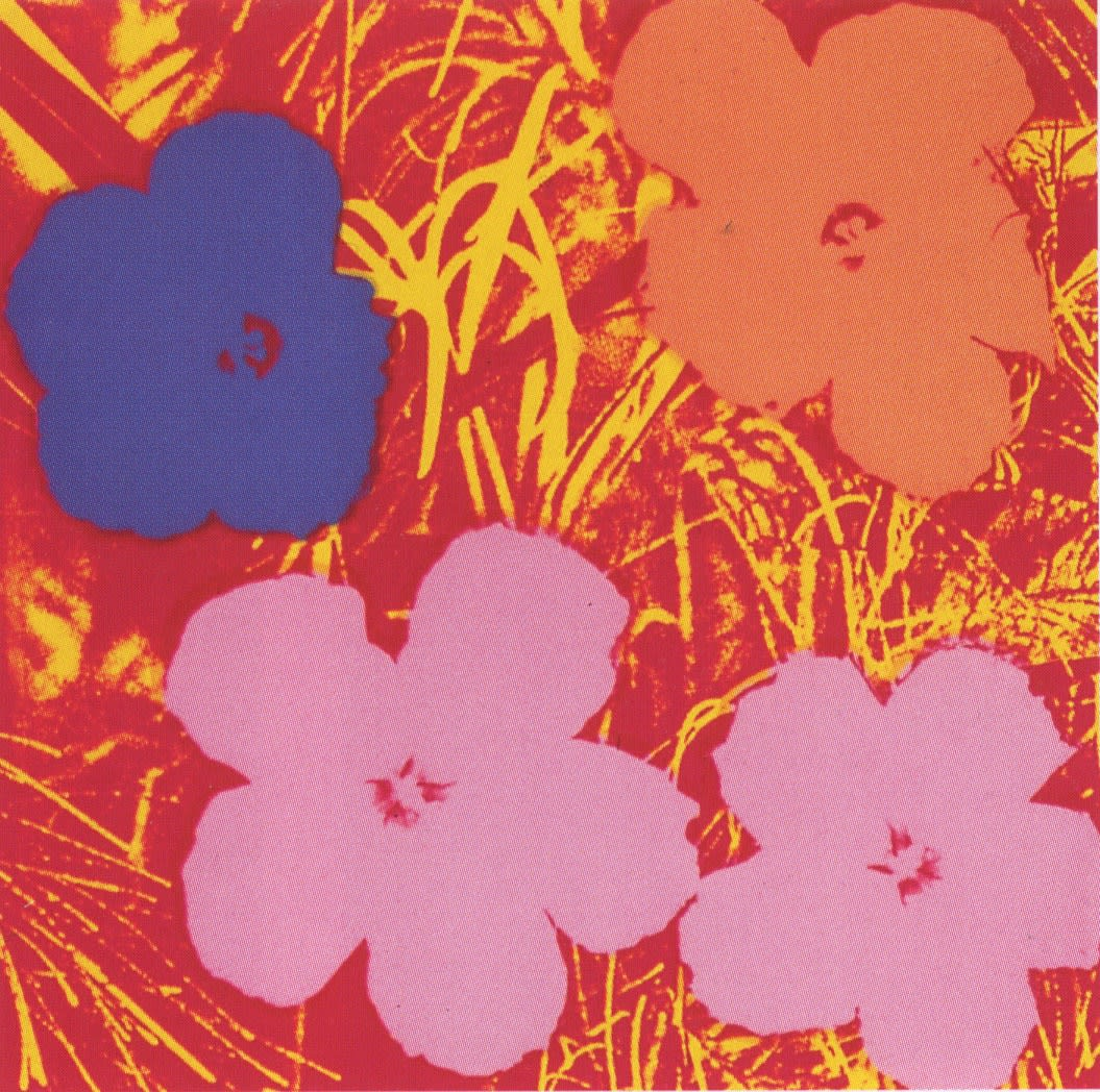 Flowers, II.69, 1970, by Andy Warhol, from the Portfolio of Ten Screenprints from an edition of 250, at Coskun Fine Art
