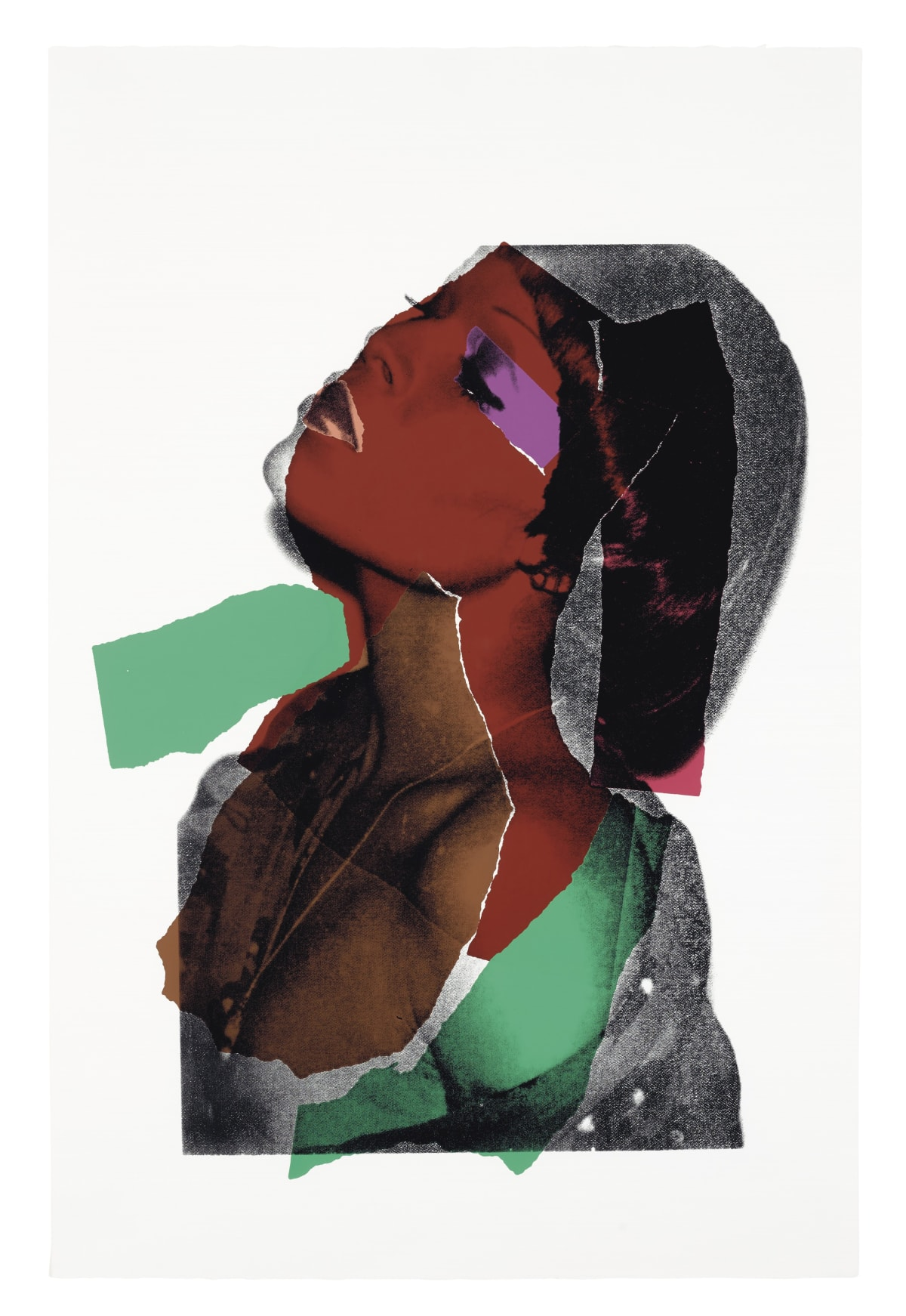 Ladies and Gentlemen, II.131, 1975, by Andy Warhol, Portfolio of Ten Screenprints from an edition of 125, at Coskun Fine Art