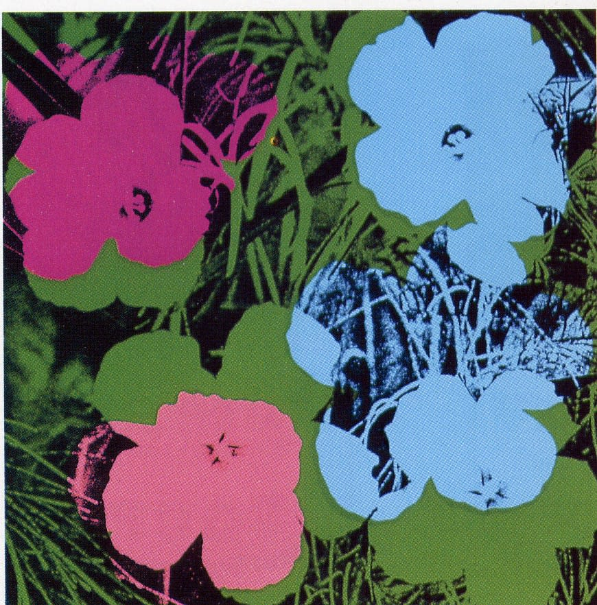 Flowers, II.64, 1970, by Andy Warhol, from the Portfolio of Ten Screenprints from an edition of 250, at Coskun Fine Art