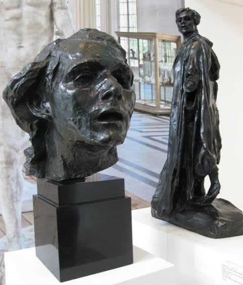 Jean de Fiennes by Auguste Rodin, Original Sculpture at Coskun Fine Art