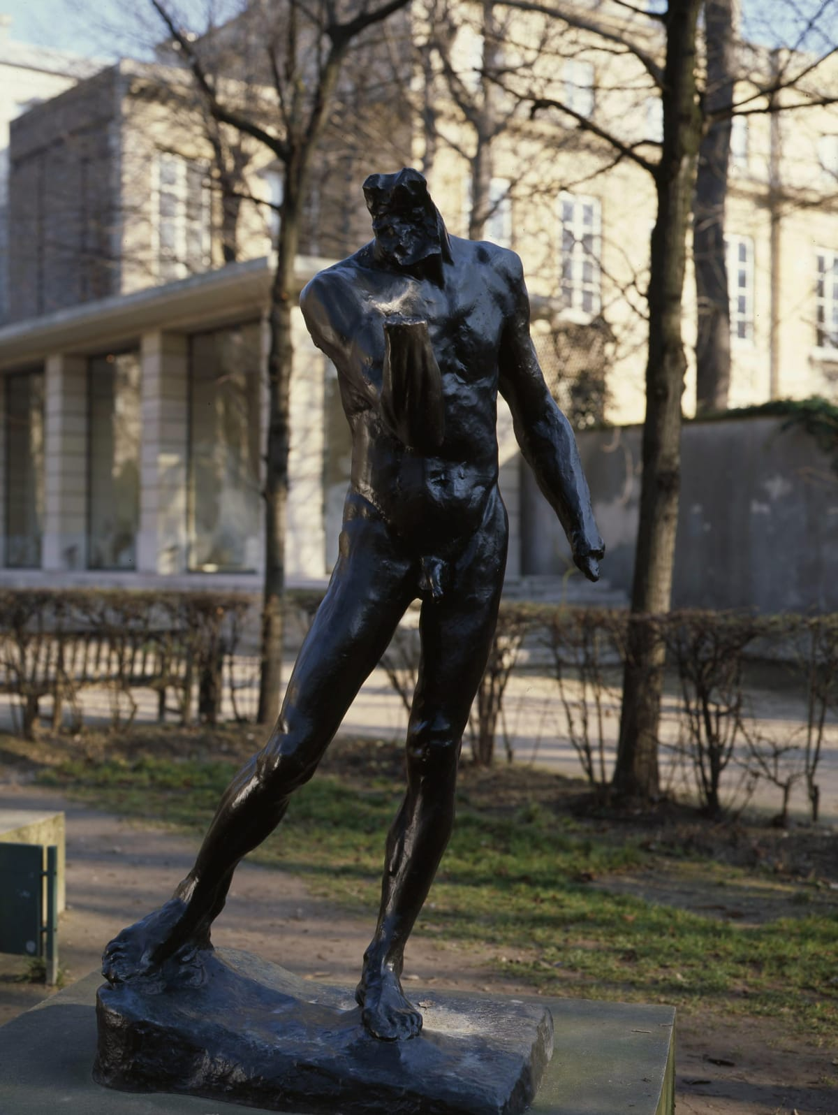 Pierre de Wissant by Auguste Rodin, Original Sculpture by the Artist at Coskun Fine Art