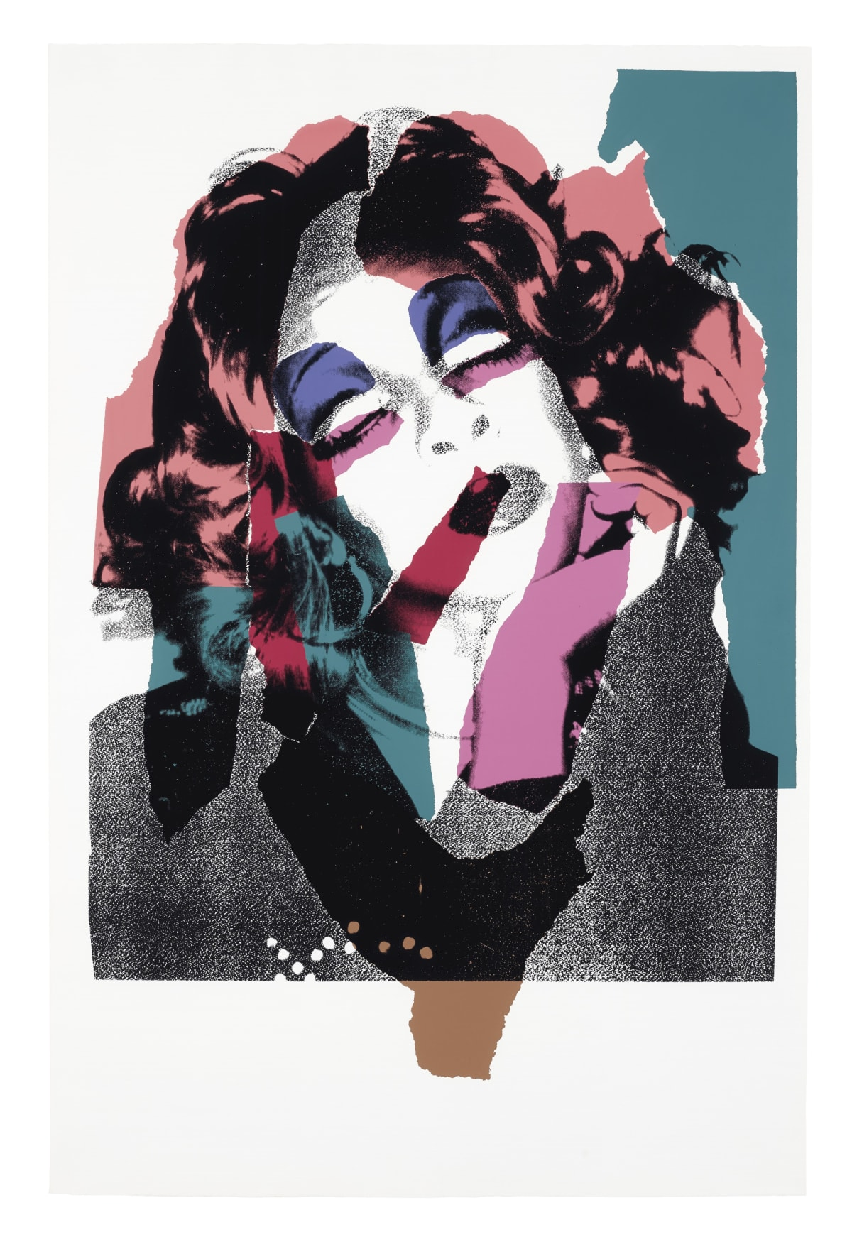 Ladies and Gentlemen, II.128, 1975, by Andy Warhol, Portfolio of Ten Screenprints from an edition of 125, at Coskun Fine Art