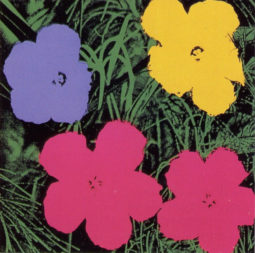 Flowers, II.73, 1970, by Andy Warhol, from the Portfolio of Ten Screenprints from an edition of 250, at Coskun Fine Art