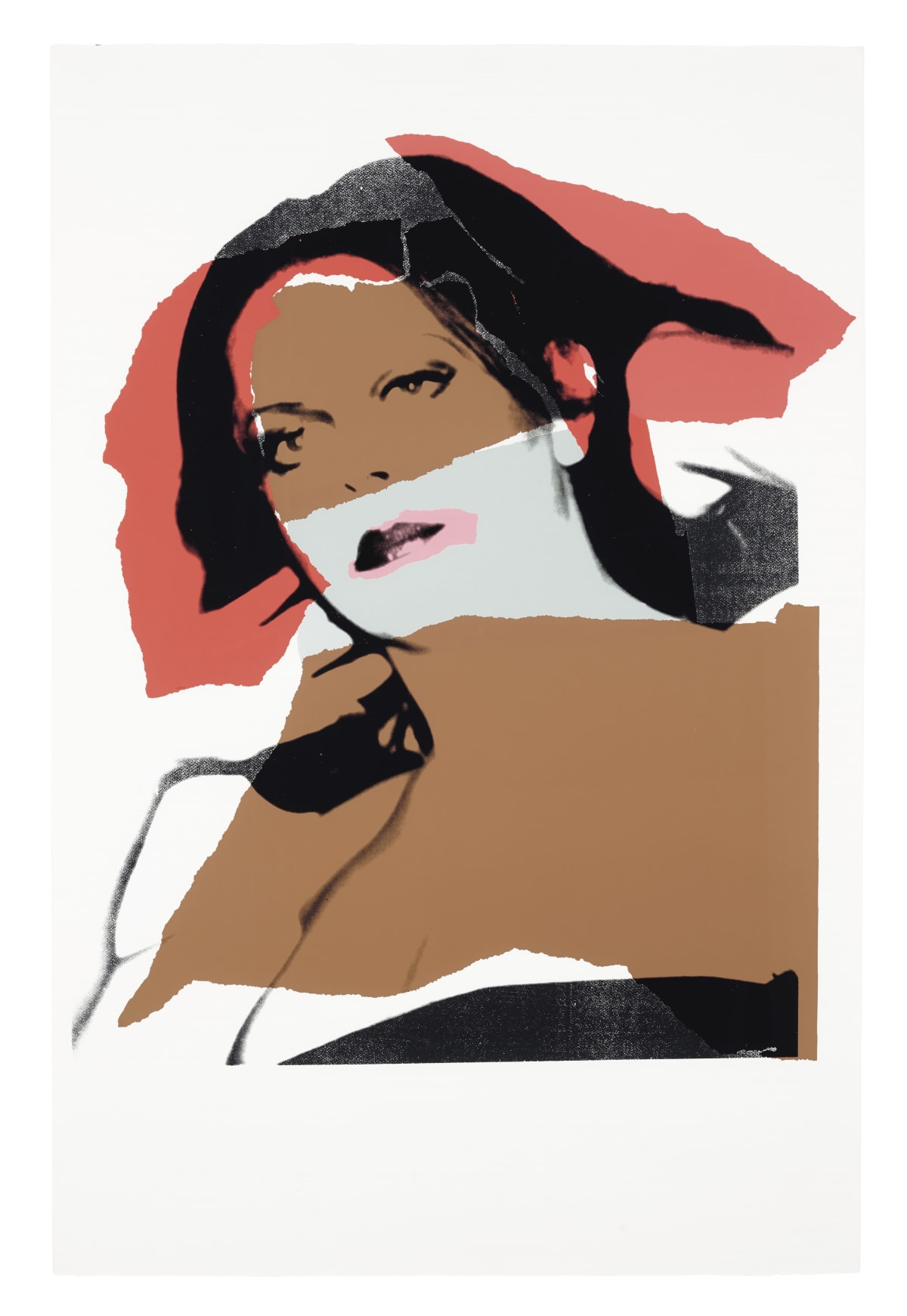 Ladies and Gentlemen, II.134, 1975, by Andy Warhol, Portfolio of Ten Screenprints from an edition of 125, at Coskun Fine Art