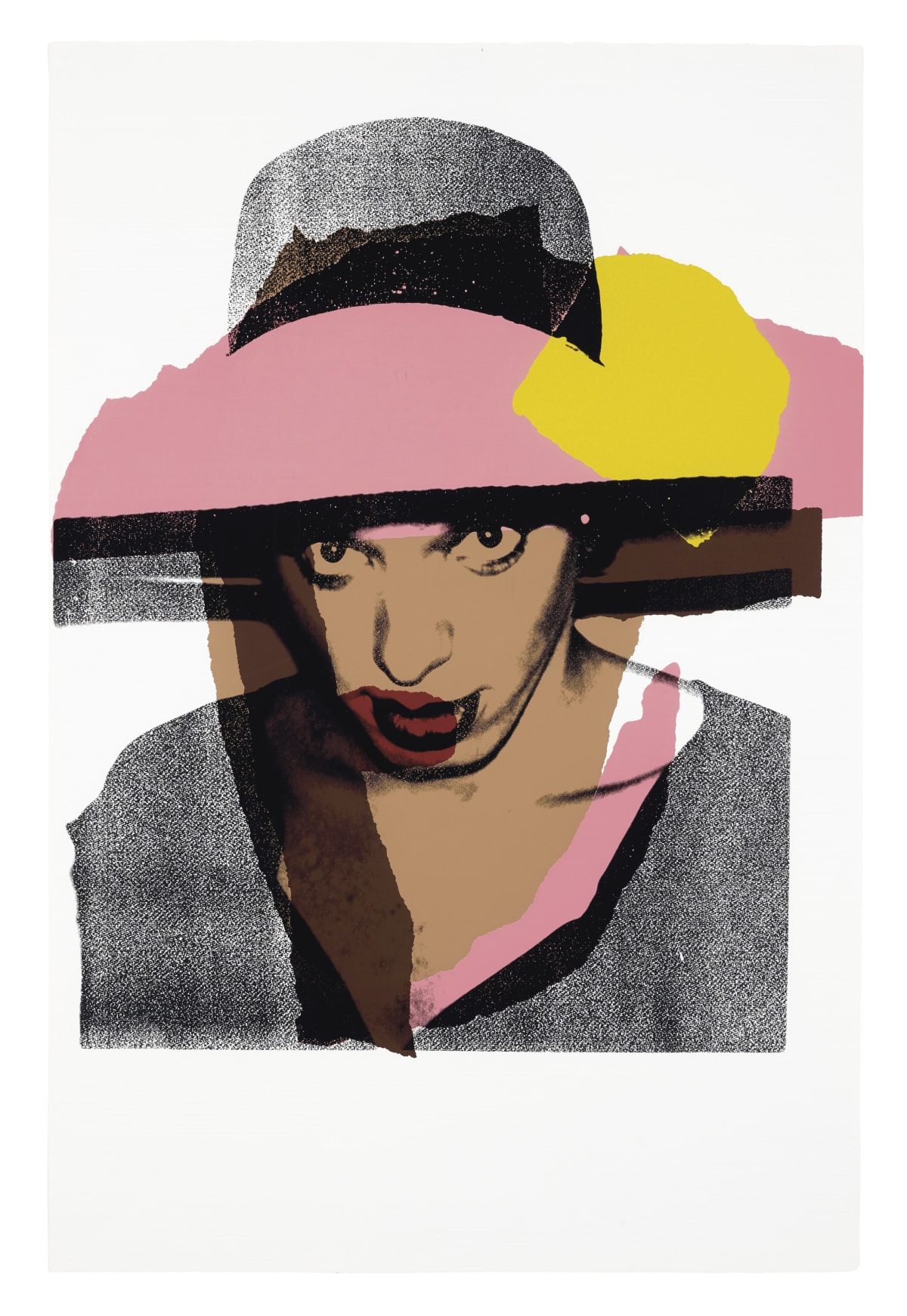 Ladies and Gentlemen, II.130, 1975, by Andy Warhol, Portfolio of Ten Screenprints from an edition of 125, at Coskun Fine Art