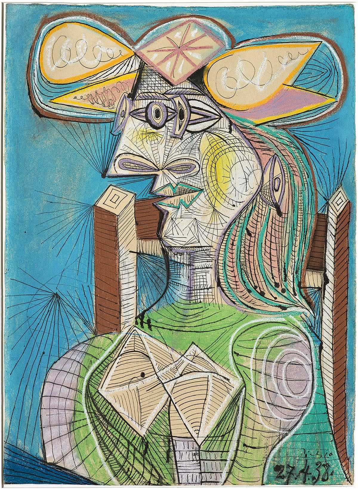 Picasso and Paper | Royal Academy of Arts, London, 25 January - 13 April 2020